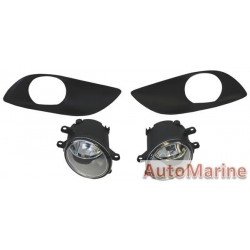 Toyota Yaris Hatch 2009 Onward Spot Lamp Set