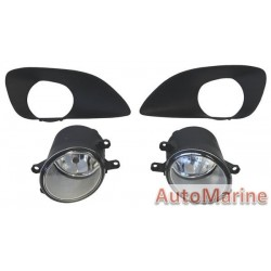 Toyota Yaris Hatch 2007 Onward Spot Lamp Set