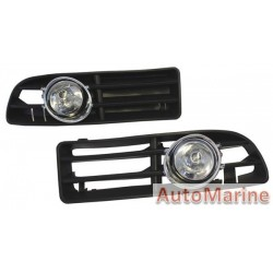 VW Jetta MK4 2000 - 2005 Spot Lamp Set