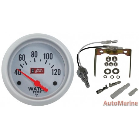 52mm Water Temperature Gauge