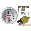 52mm Oil Pressure Gauge