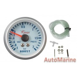 52mm Boost Gauge Gauge