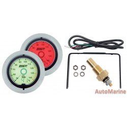 52mm Oil Temperature Gauge