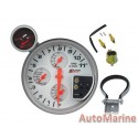 95mm Tachometer with Gauges