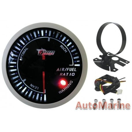 60mm Air Fuel Ratio Gauge