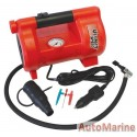 Ligth Duty Compressor and Inflator - 12 Volt
