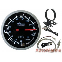 60mm Exhaust Gas Temperature Gauge