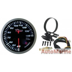 60mm Oil Temperature Gauge