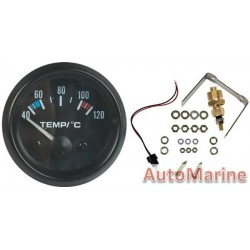 52mm Water Temperature Gauge