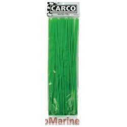 Cable Ties - Green - 2.5mm x 200mm