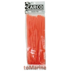 Cable Ties - Orange - 2.5mm x 200mm