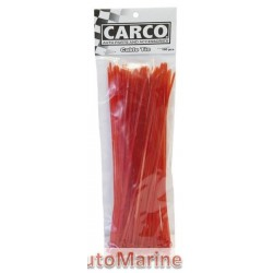 Cable Ties - Red - 3.6mm x 300mm
