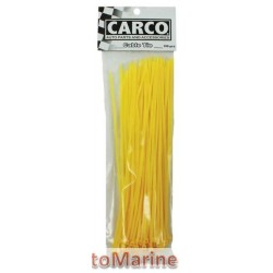 Cable Ties - Yellow - 3.6mm x 300mm