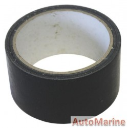 Cloth Duct Tape - Black - 10 Meter