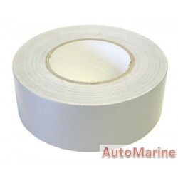 Cloth Duct Tape - Silver - 50 Meter