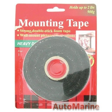 Double Sided Tape1.2mm x 20mm x 5 Meter