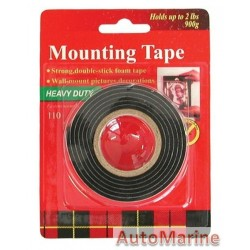 Double Sided Tape 1mm x 20mm x 1 Meter