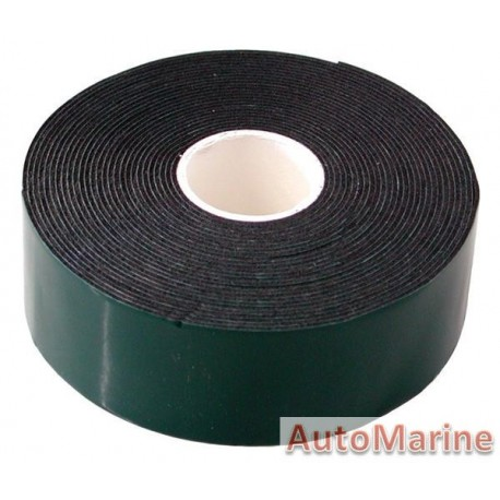 Double Sided Tape - Green - 22mm x 5 Meter