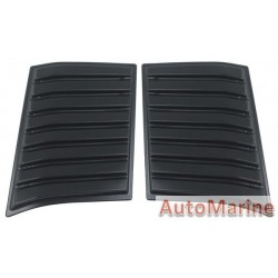 Carbon Fibre Bonnet Scoop for Ford Ranger T7