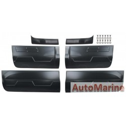 Door Moulding (Flare Type) for Ford Ranger T7
