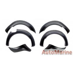 Fender Flare Set for Ford Ranger 2012 - 2014