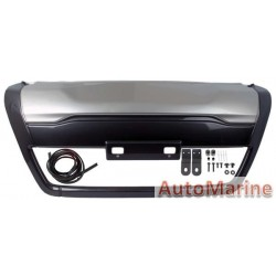 Ford Ranger T7 Front Grille with LED