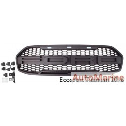 Grille for Ford EcoSport Titanium 2016 Onward