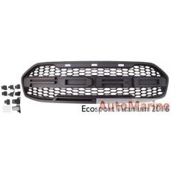 Grille for Ford EcoSport Titanium 2016 Onward