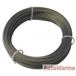 Stainless Steel Wore Rope 1.5mm x 50m