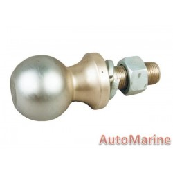 Tow Hitch Ball 50mm x 3/4""