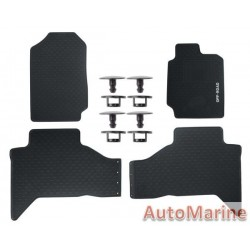 Ford Ranger Extend Cab - Rubber Mat Set - OEM Fit