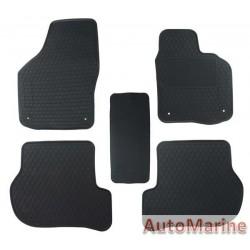 VW Golf Mk6 - Rubber Mat Set - OEM Fit