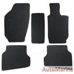 VW Polo MK6 - Rubber Mat Set - OEM Fit