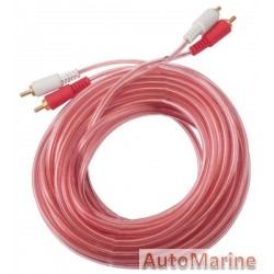 RCA Cable 10M With Plugs