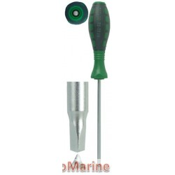 Screwdriver Triangle Head - 3mm x 5mm x 125mm