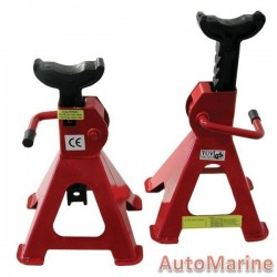 Jack Stands - Heavy Duty - 2 Ton