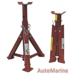 Jack Stands - Foldable - 2 Ton