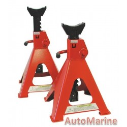 Jack Stands - Heavy Duty - 6 Ton
