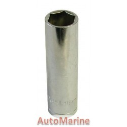 "Tube Socket - 1/2"" Drive - 6 Point - 16mm"