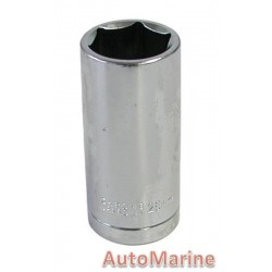 "Tube Socket - 1/2"" Drive - 6 Point - 26mm"