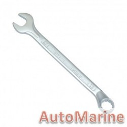 Offset Combination Spanner - 18mm