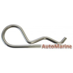Hitch Pin 6mm - Stainless Steel