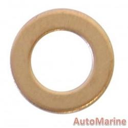 Copper Washers 8mm (50 Pieces)