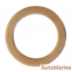 Copper Washer 14mm (50 Pieces)