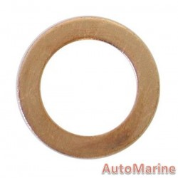 Copper Washer 12mm (50 Pieces)