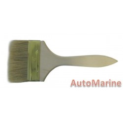 Paint Brush - 100mm - Fibreglass Use