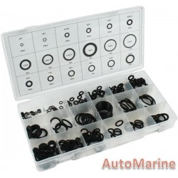Universal O Ring Set - 225 Pieces