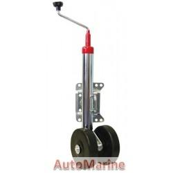 Heavy Duty Jockey Wheel with Swivel Wheels