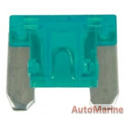 2 Pin Blade Fuse - 10 Amp - 100 Pieces