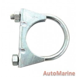 Exhaust Clamp - 48mm